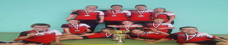 Champion Régional par Equipe Poussin